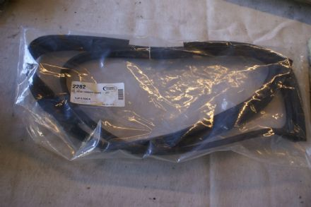 1968-1972 C3 Corvette Coupe,Rear Window Weatherstrip,New